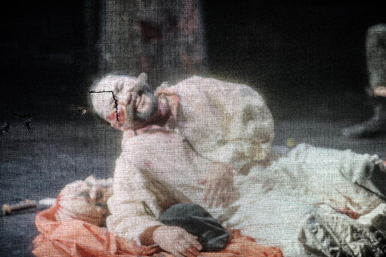 """""""Parsifal"""", R.Wagner, Oper der Stadt Köln, Inszenierung: La Fura dels Baus"""