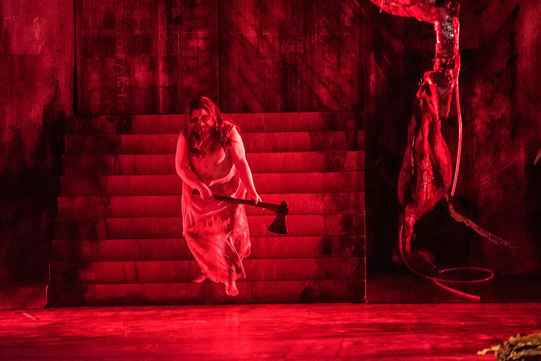 """""""Elektra"""", R.Strauss, Opernhaus Essen, Inszenierung: David Bösch"""