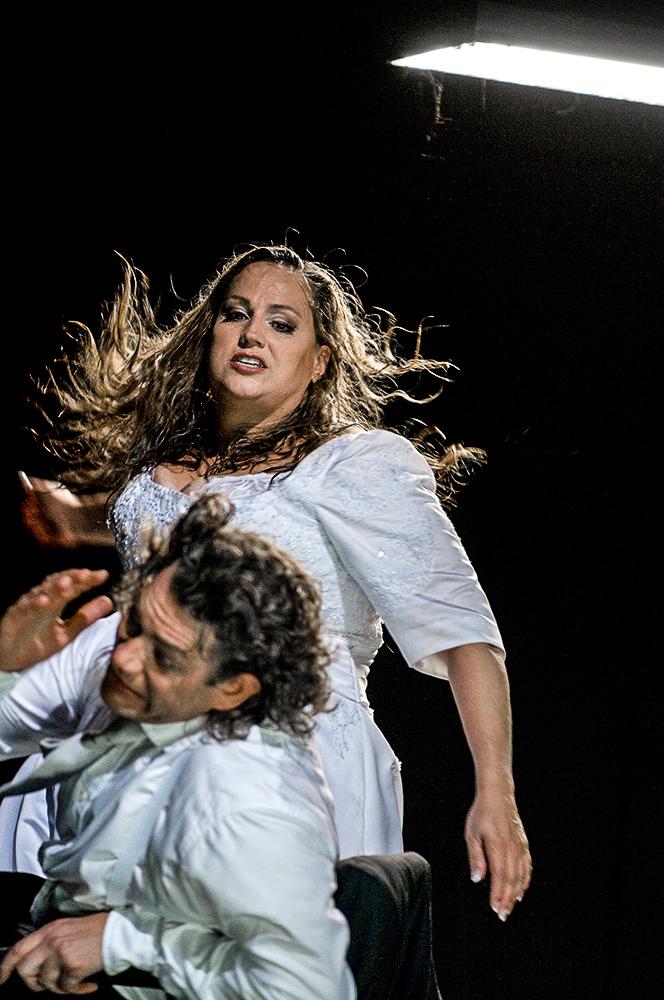 """""""Götterdämmerung"""", R.Wagner, Opernhaus Essen, Inszenierung: Barrie Kosky"""