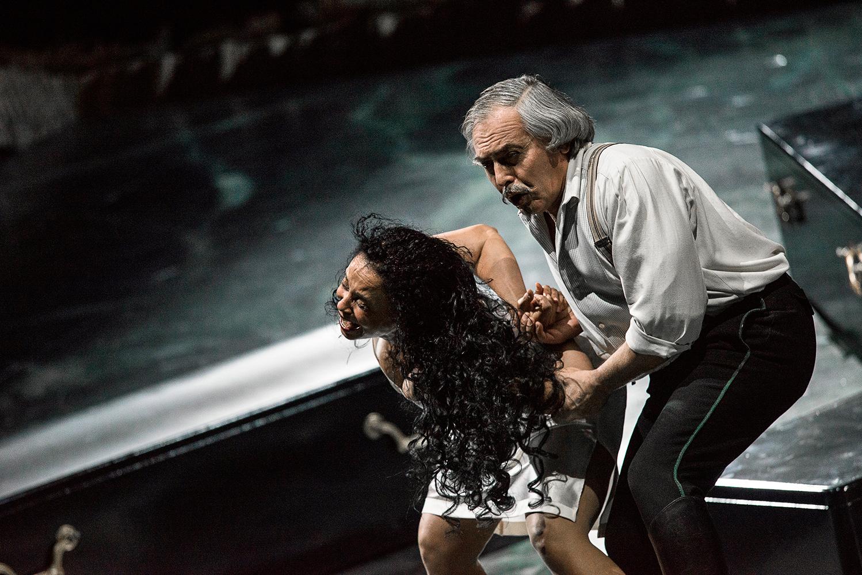 """""""Aida"""", G.Verdi, Oper am Rhein, Düsseldorf, Inszenierung: Philipp Himmelmann"""