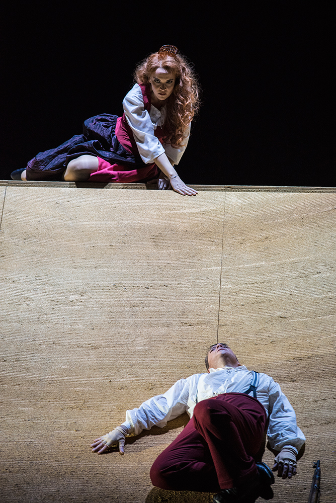 """Carmen"", G.Bizet, Opernhaus Essen, Inszenierung: Lotte de Beer"