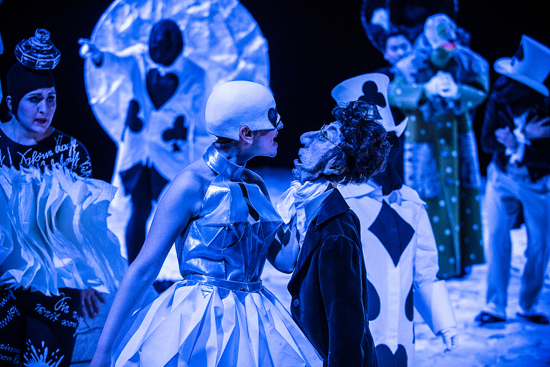 """""""Hoffmanns Erzählungen für Kinder"""", J.Offenbach, Oper der Stadt Köln, Inszenierung: Kai-Anne Schumacher"""