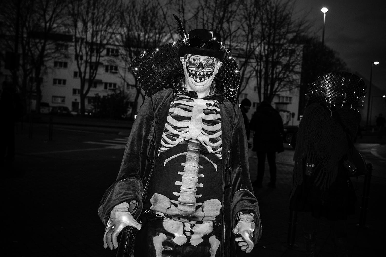 Moritz, der Tod im Geisterzug