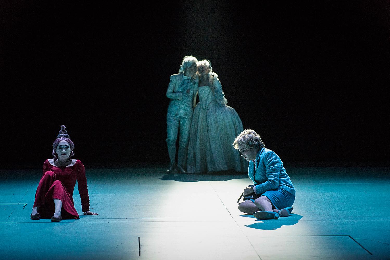 """""""Le grand macabre"""", G.Ligeti, Opernhaus Essen, Inszenierung: Mariame Clément"""