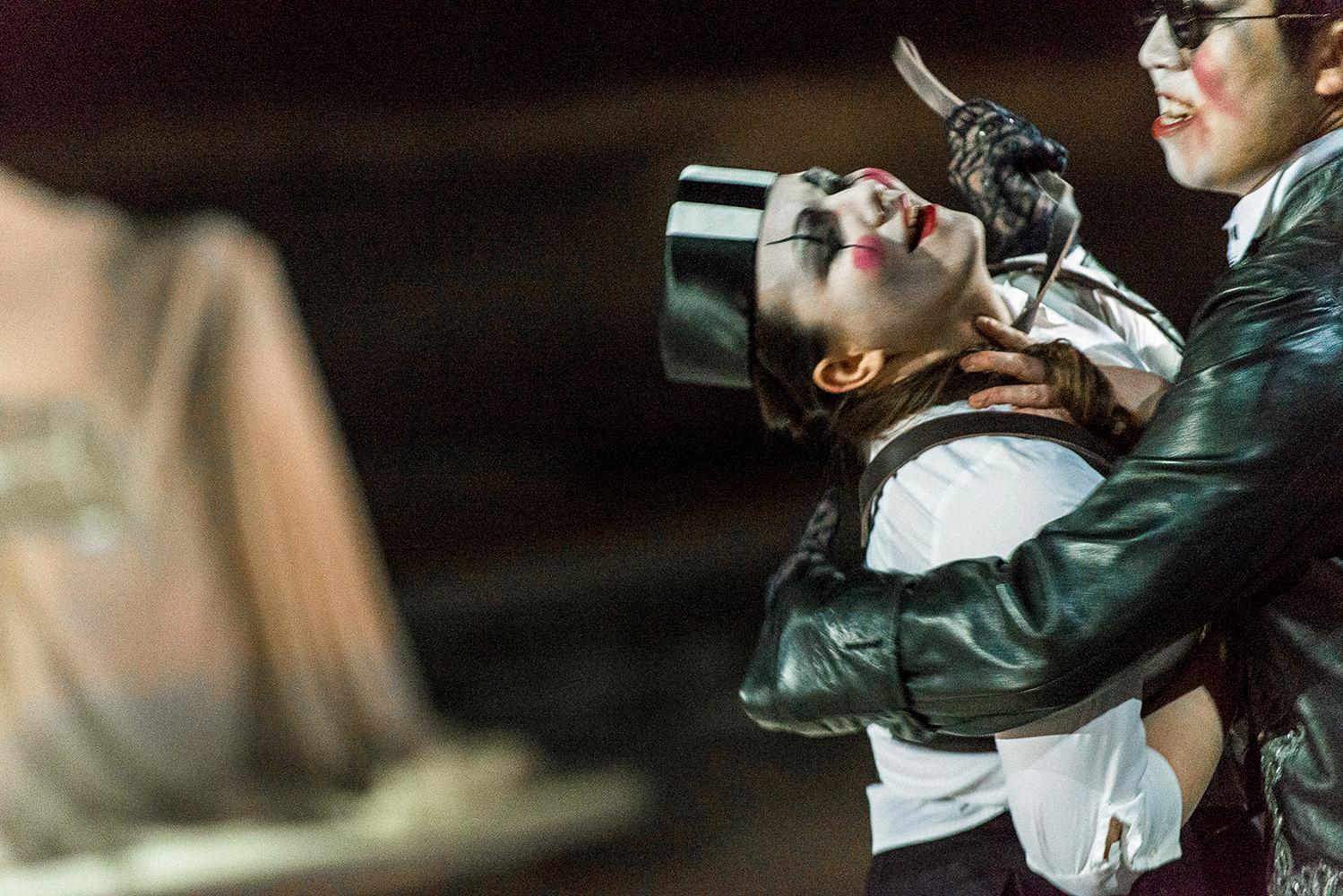 """The Rape of Lucretia"", B.Britten, Oper der Stadt Köln, Inszenierung: Kai-Anne Schumacher"