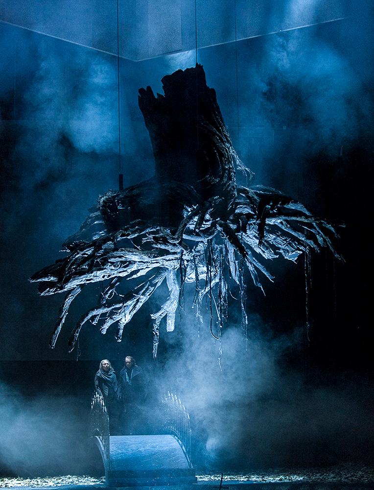 """""""Macbeth"""", G.Verdi, Opernhaus Essen, Inszenierung: David Hermanns"""
