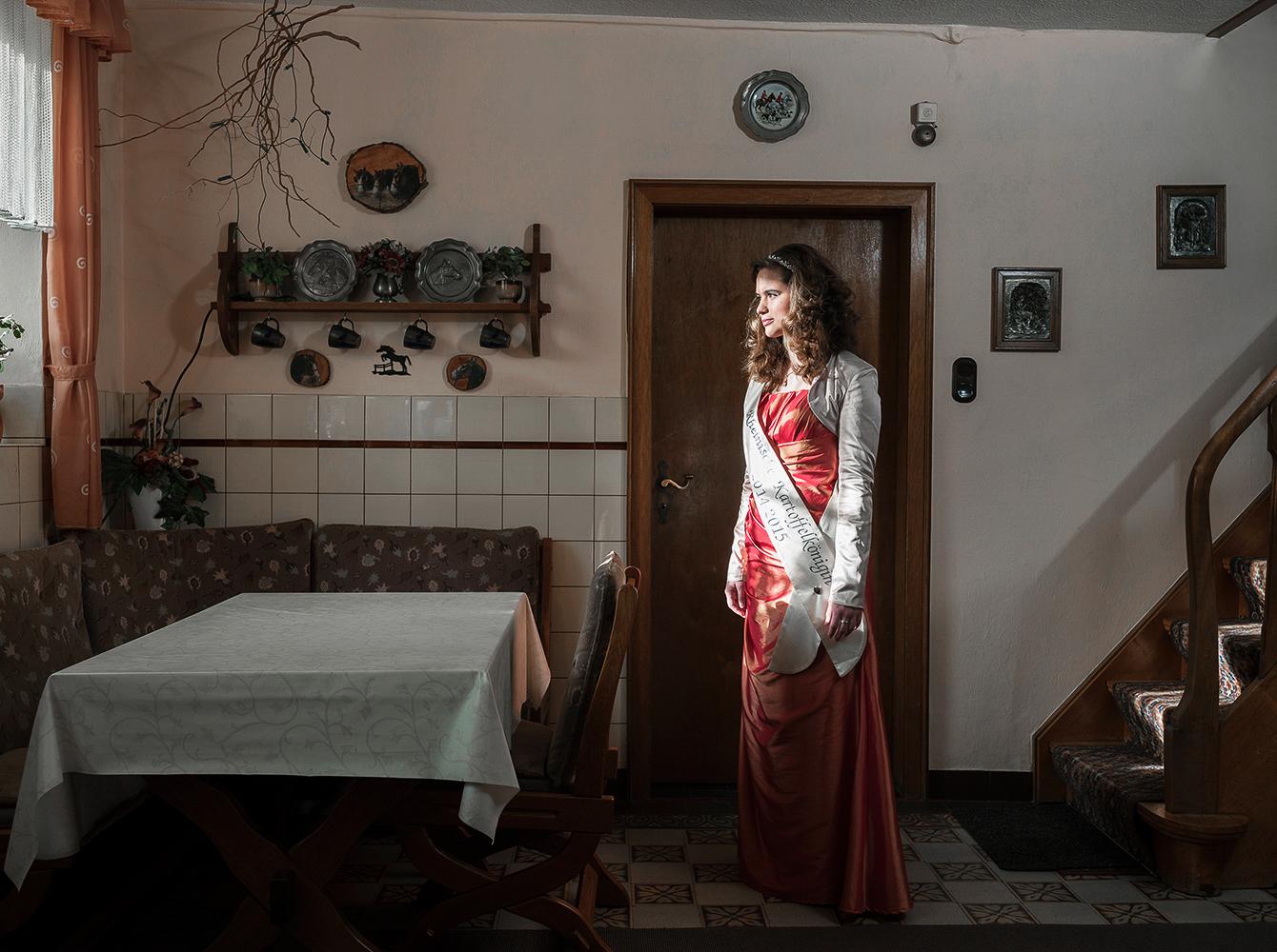 Kerstin Geiser, letzte Kartoffelkönigin, Immerath