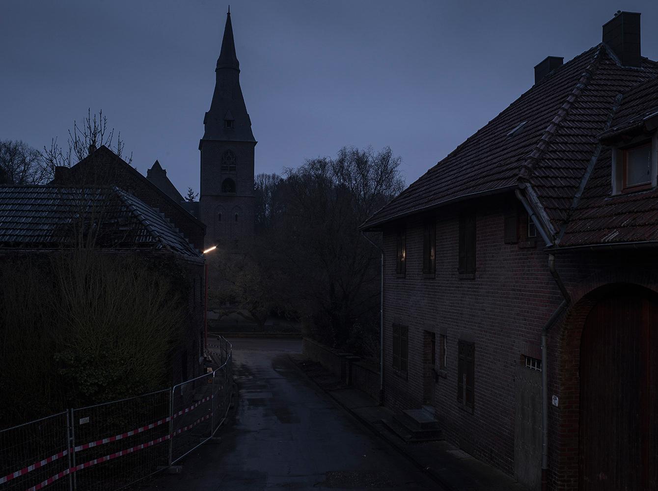 St. Martinus Kirche, Borschemich