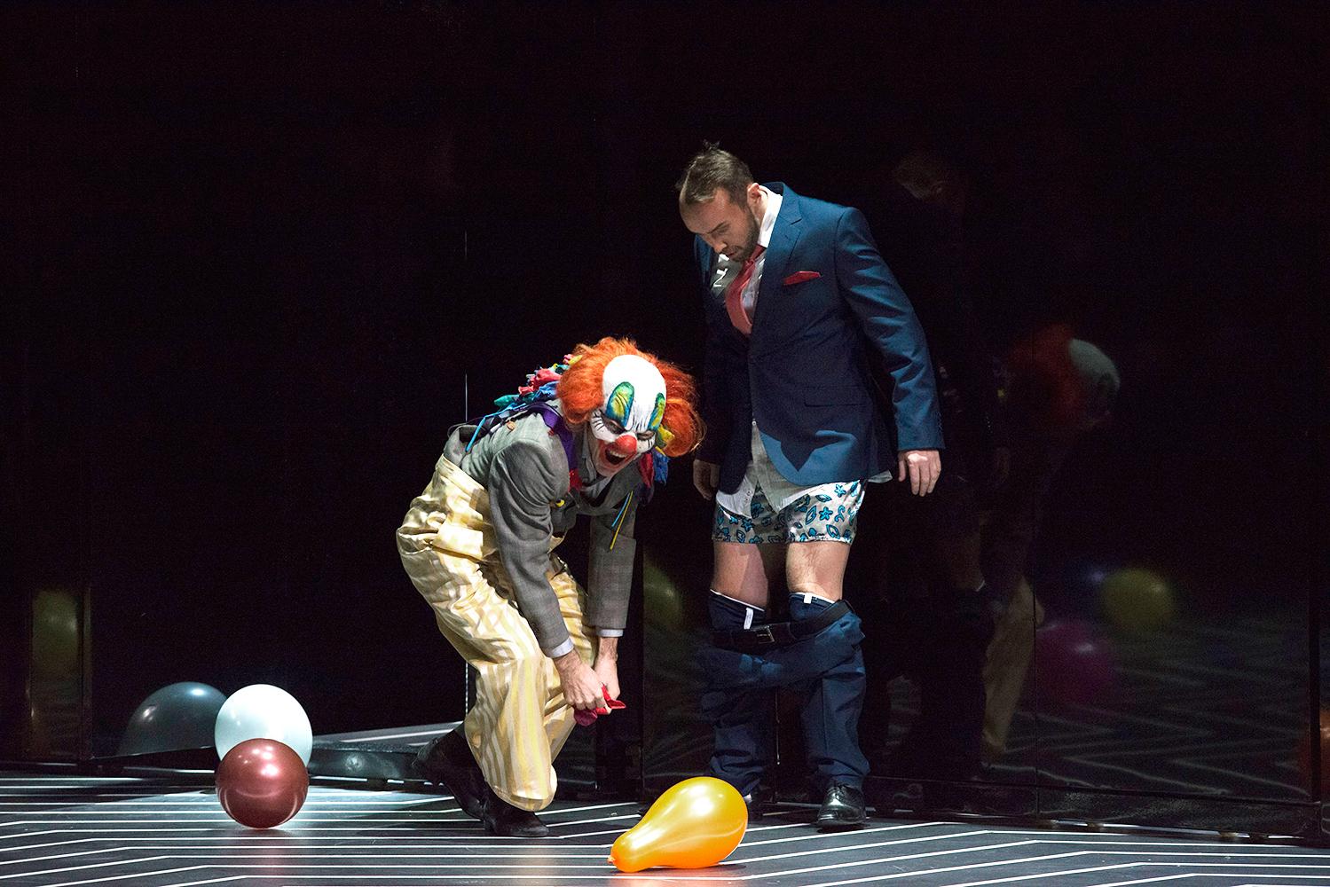 """""""Rigoletto"""", G.Verdi, Opernhaus Essen, Inszenierung: Frank Hilbrich"""