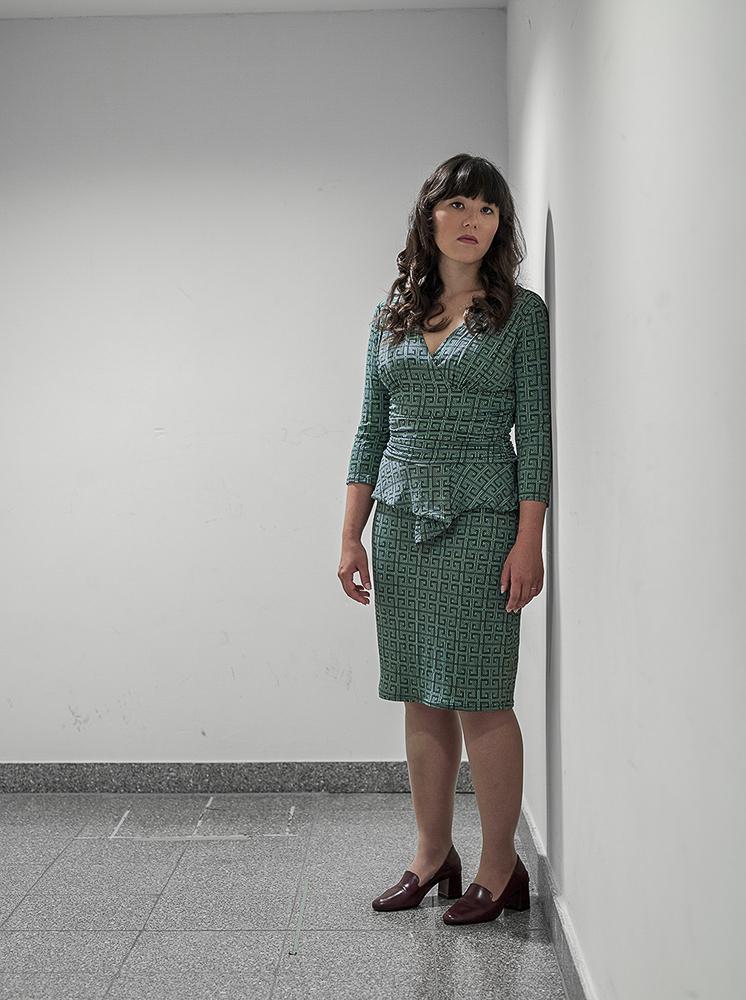 "Chloe in ""La Clemenza di Tito"", Felsenreitschule Salzburg"