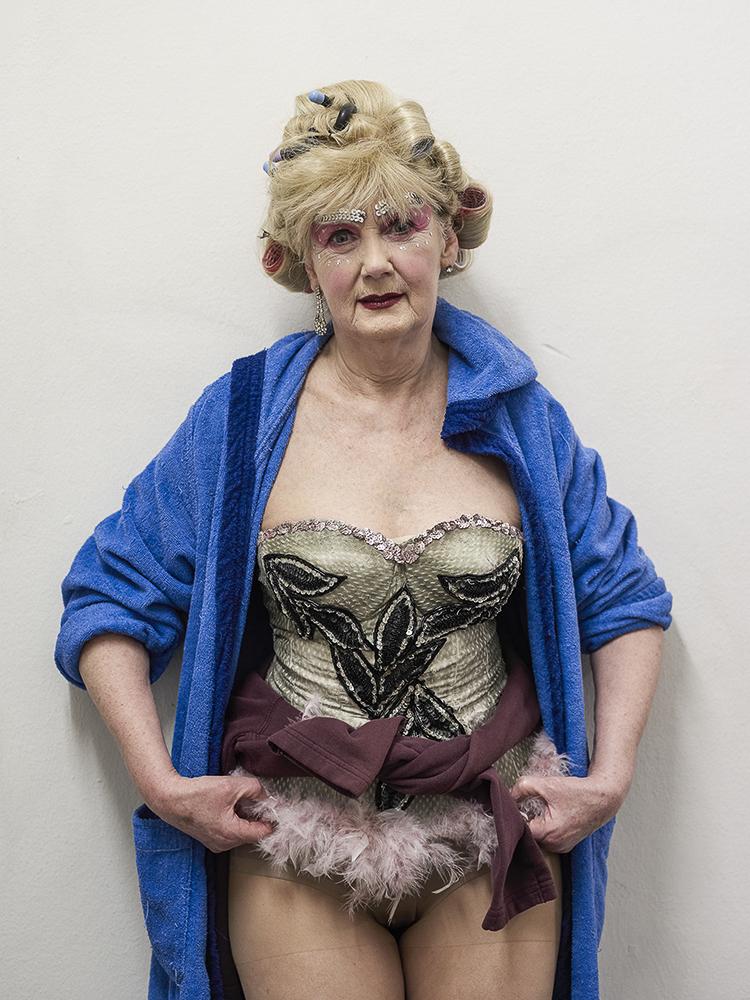 """Xandra in """"Kiss me Kate"""", Oper der Stadt Köln"""