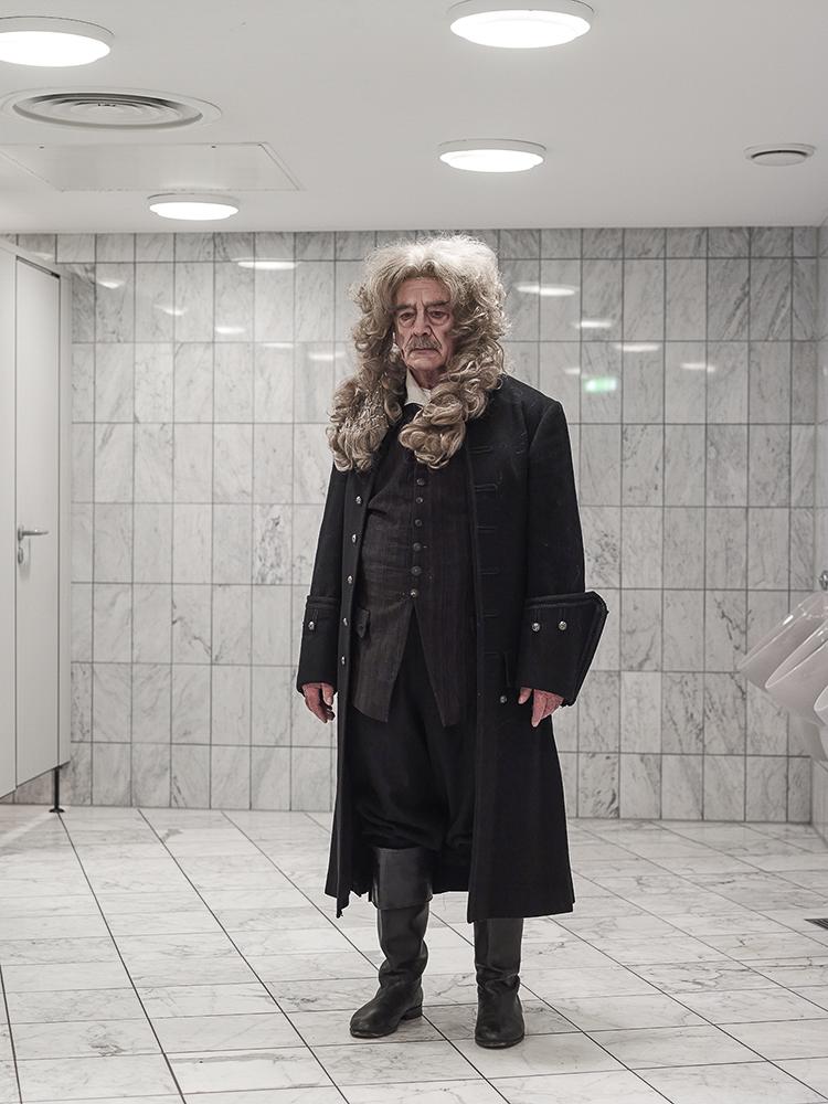 "Clemens in ""Semele"", Aalto Opernhaus Essen"