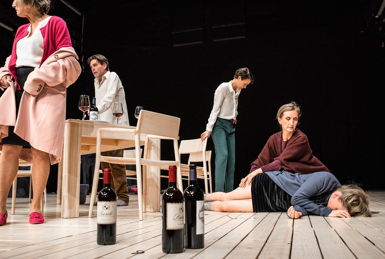 """""""Ein grosser Aufbruch"""", M.Vattrodt, Schauspiel Essen, Regie: Gustav Rueb"""
