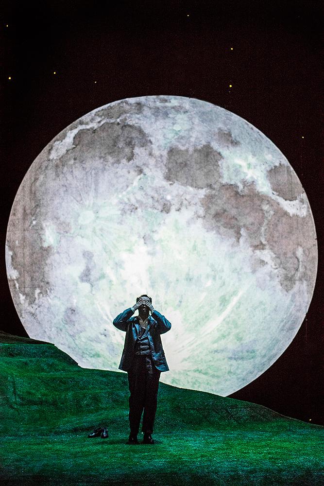 """""""Werther"""", G.Massenet, Opernhaus Essen, Inszenierung: Carlos Wagner"""