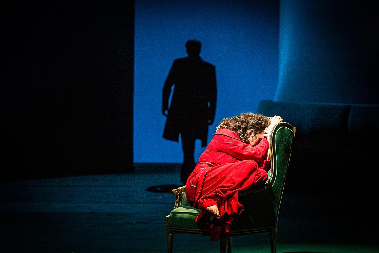 """""""Werther"""", G.Massenet, Oper am Rhein, Düsseldorf, Inszenierung: Joan Anton Rechi"""