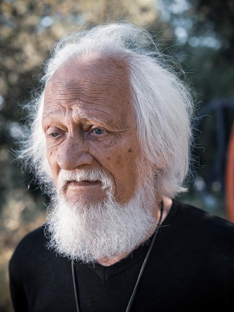 Rüdiger Lancelle, Friedensaktivist und Rüstungsgegner, Büchel