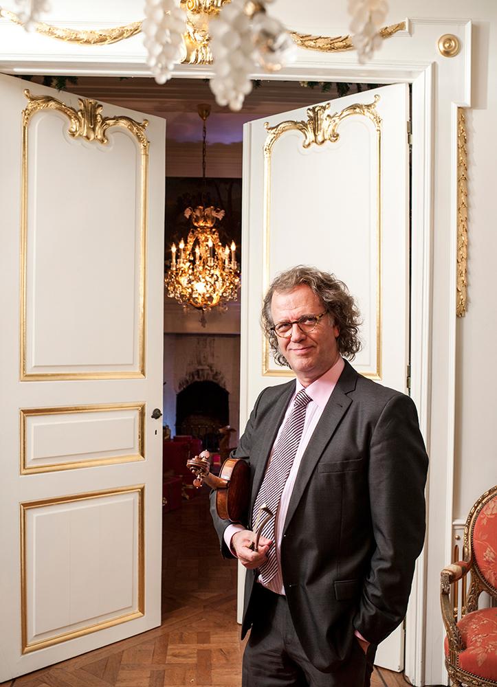 André Rieu, Unterhaltungsmusiker, Maastricht