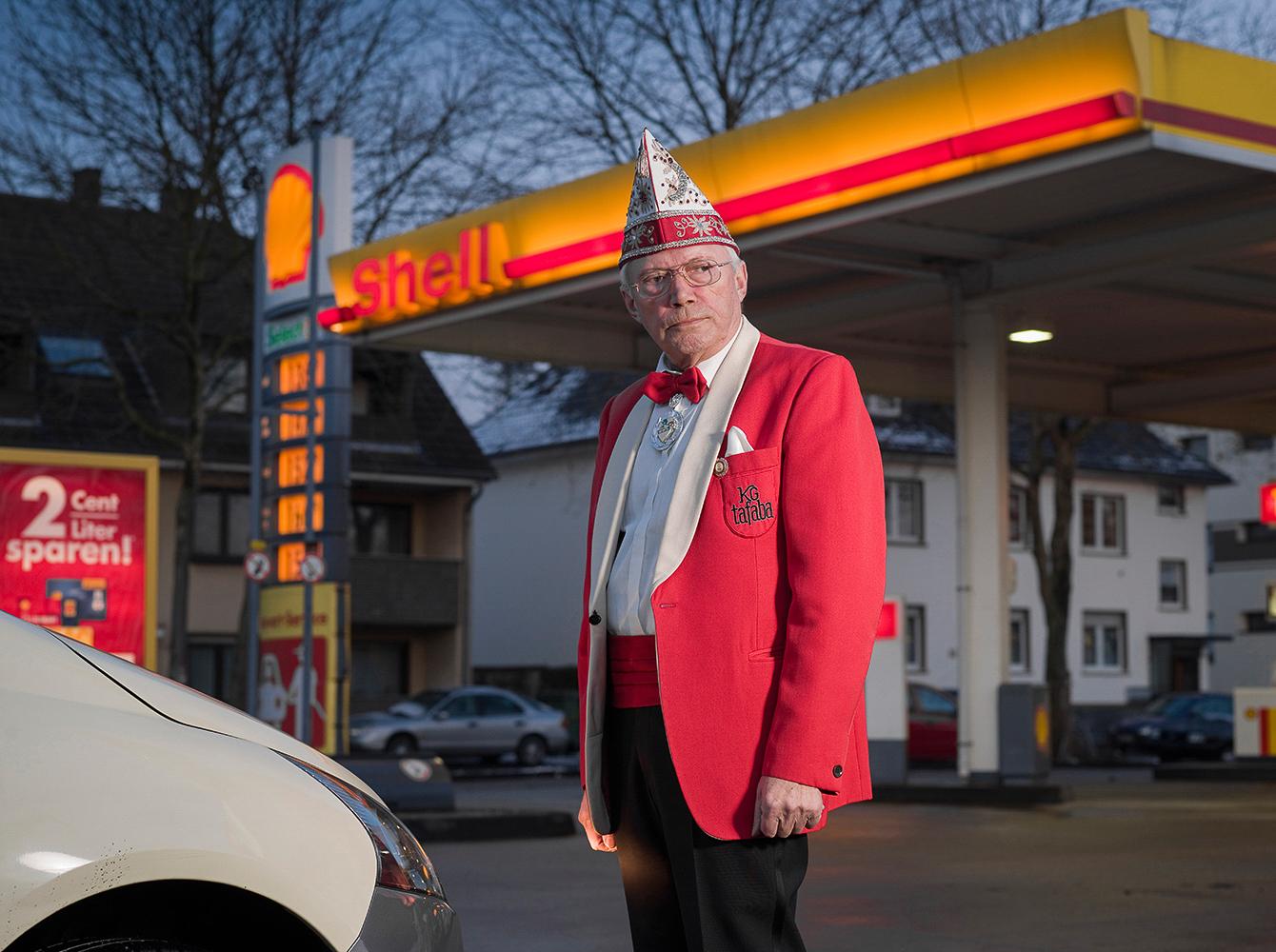 Taxifahrer Ball, Horst Kappey