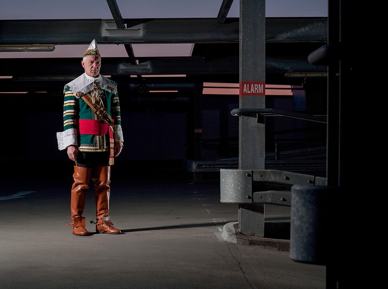 Reiter Corps Jan von Werth, Jörg Mangen