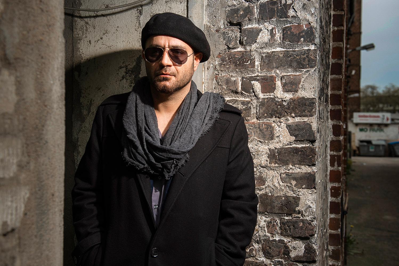 Shahin Najafin, iranischer Musiker