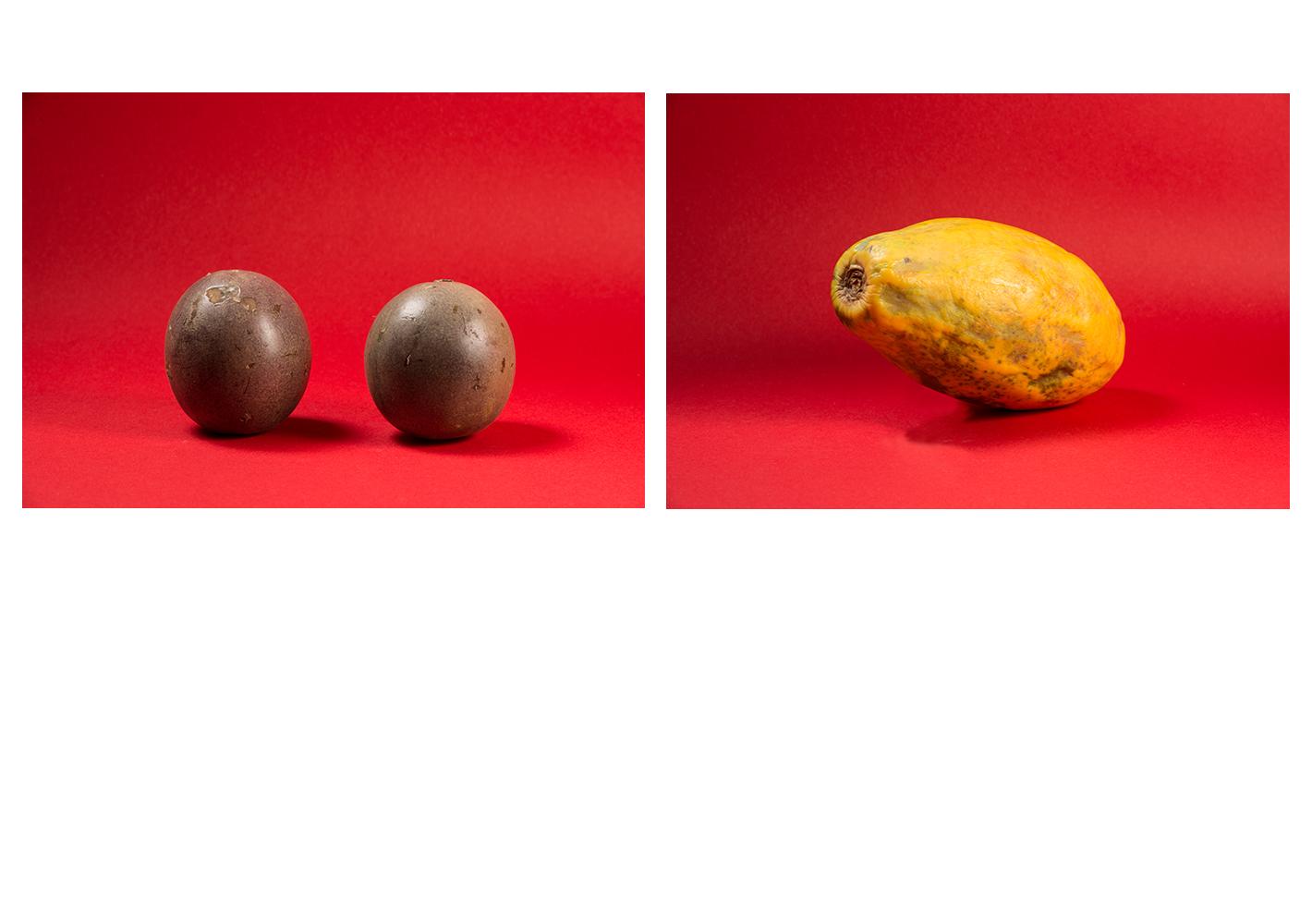 Südamerikanische Früchte I