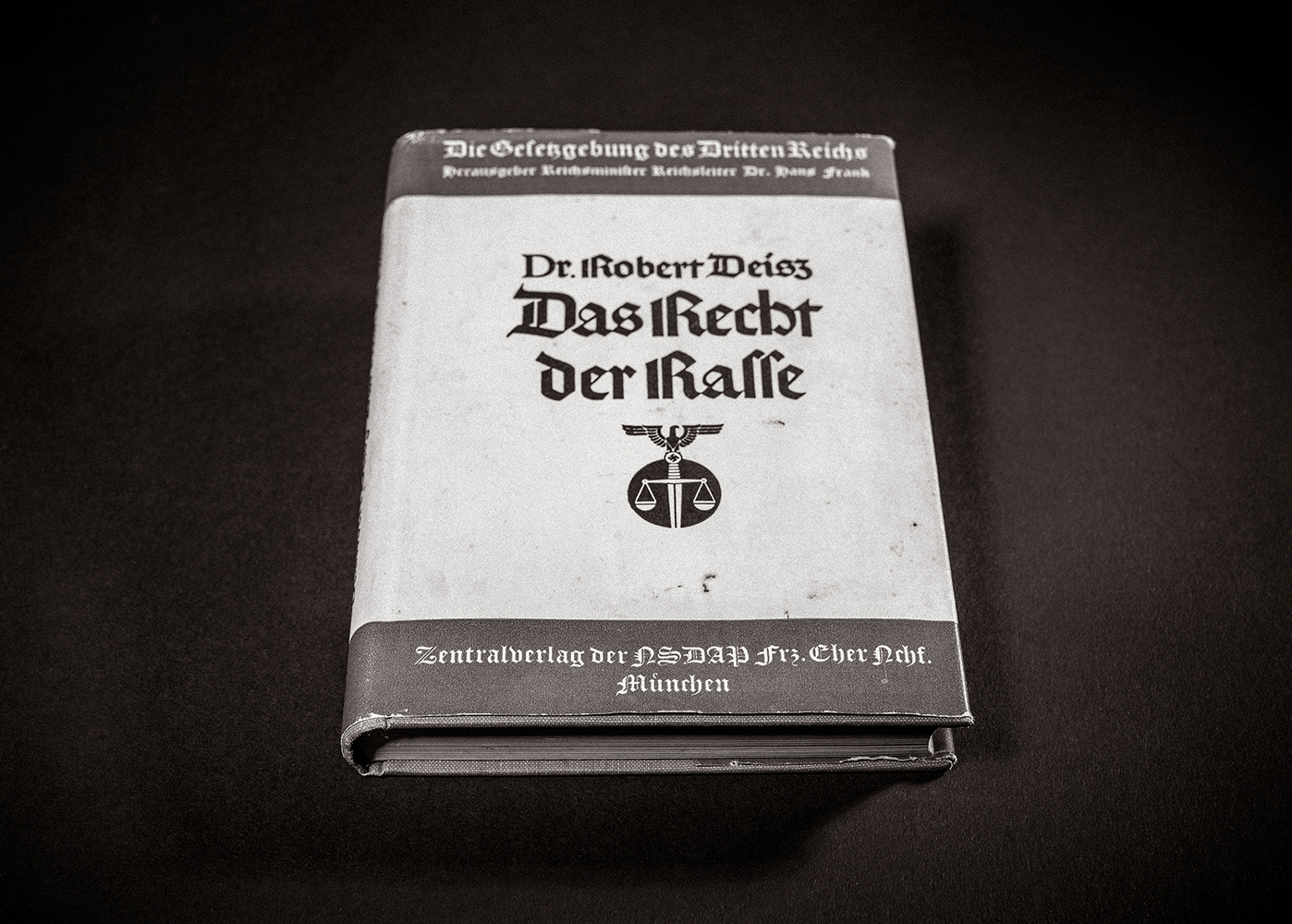 die Rassengesetze, München, 1938